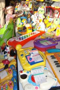 Bourse aux jouets AAPES 2009