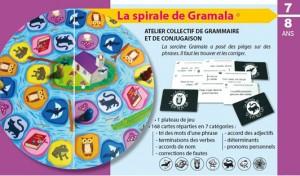Spirale de Gramala