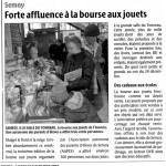 Article dans la République du Centre du 30 nov 2010